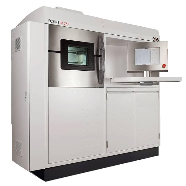 3-D Metal Sintering Machine